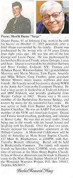 Merritt Duane Payne - Newspapers.com