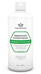 trinova hardwood floor polish and rer high gloss wax protective coating best resurfacing