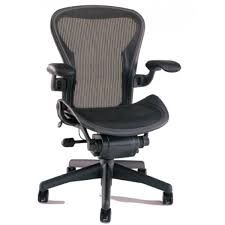 Secondhand Herman Miller Aeron Chairs Size BAeron Office Chair Used