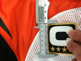 A Very Close Look At Nfl Captaincy Patches Uni Watch