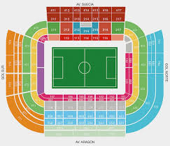 Mestalla Stadium Guide Seating Plan Tickets Hotels And