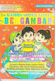 It has a fresh, appealing new design and clear layout, with revised and updated examples. Jual Kamus Super Elite Bergambar Grammar And Conversation Kab Bekasi Toko Afilach Photocopy Tokopedia