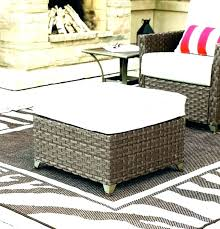 wicker ottoman coffee table sophisticated wicker ottoman coffee table coffee tables round rattan ottoman coffee table