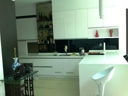 base cabinets for white kitchen island breakfast bar glass front upper cabinet metal round stools
