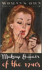 1940s makeup 7