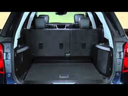 2016 chevy equinox multiflex rear seat