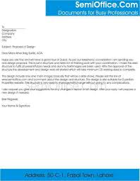 Website Proposal Letter Cover Letter For Sending Business Proposal To Comapany