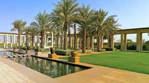 office landscaping ideas. cracknell landscaping design landscape architecture dubai jeddah gate sales office this home interior ideas