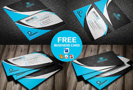 Professional Business Card Templates Free Business Card Template Psds For Photoshop 100 Free Downloads