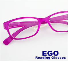 Details About Polly Reading Glasses In Purple Readers Retro Style Vintage All Strength