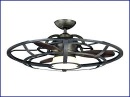 cage ceiling fan ceiling ceiling fan with light ceiling fan small enclosed ceiling fan with light