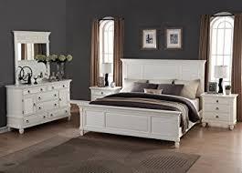 Amazon Roundhill Furniture Regitina 016 Bedroom Furniture Set