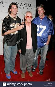 Jerry O'Connell, sein Vater, Michael O ...