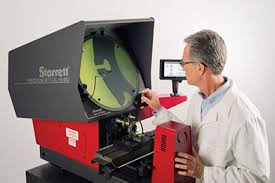 Mitutoyo Optical Comparator Overlay Charts Optical Comparators Adapt And Grow