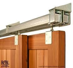 sliding door track hardware interior medium size of exterior home depot set