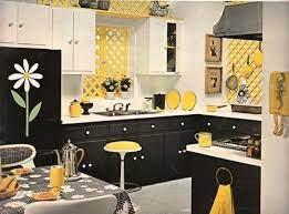 Black White And Yellow Kitchen Ideas Home Architec Ideas
