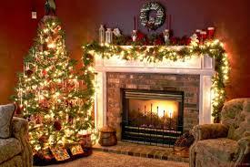 christmas living room decorating ideas. Warm Christmas Living Room Décor Ideas_018 Decorating Ideas