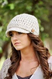 Crochet Newsboy Hat Pattern Unique Crochet Women Newsboy Hat Pattern Craft Ideas Pinterest