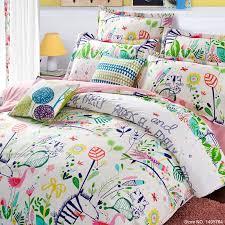 awesome lovely 100 cotton kids bedding set cartoon child bedding regarding contemporary home childrens bedding catalog prepare