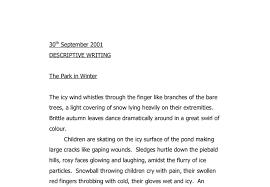 descriptive essay winter day winter quotes and descriptions to inspire creative writing