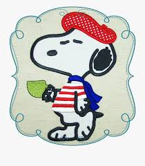 Machine Embroidery Design Patterns Snoopy Applique Machine Embroidery Design Pattern Instant
