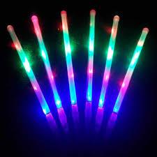 Led Christmas Light Sticks 10pcs Flash Sticks Led Flashing Light Survival Camping