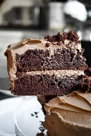 Bake at 350 degrees for 30 minutes. Double Chocolate Layer Cake Chocolate Mayonnaise Cake Stress Baking