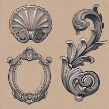 14 best Filigree images on Pinterest Frames Mirrors and Oval frame