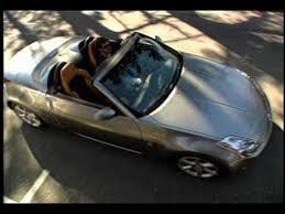 2004 nissan 350z interior. video clip of nissan 350z roadster 2004 burnt orange and black grey interior tan 350z