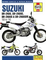 haynes manual 2933 suzuki drz400 drz400e drz400s amp haynes manual 2933 suzuki drz400 drz400e drz400s amp drz400sm 00 10 dr z