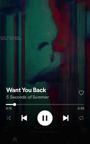 5secondsofsummer 5sos Songs Music Spotify Charts