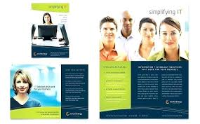 Brochure Template For Word 2007 Free Flyer Template Download Word Publisher Templates