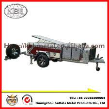 Steel And Aluminum Truck Trailer - Buy China Aluminum Pickup Truck ...