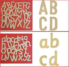 Templates Alphabet Letters Wooden Drawing Templates Lower Upper Case Alphabet Letters