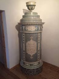 Antike Kachelöfen Kachelofen Stangelmayer