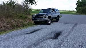 Kevin Hann's 1990 Chevrolet Blazer