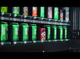 Energy Shot Vending Machine Adorable Conveyor Belt Drink Vending Machine YouTube