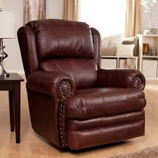 swivel recliner leather glider recliner costco home theater seating