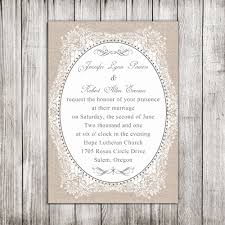 cheap printable lace wedding invitations at elegantweddinginvites Cheap Wedding Invitations Burlap And Lace printable rusitc vintage lace and burlap wedding invitation cards cheap wedding invitations burlap and lace