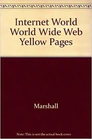 internet world world wide web yellow pages amazon co uk marshall 9781568843445 books