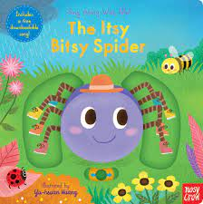 The Itsy Bitsy Spider: Sing Along With Me!: Amazon.de: Nosy Crow, Huang,  Yu-hsuan: Fremdsprachige Bücher