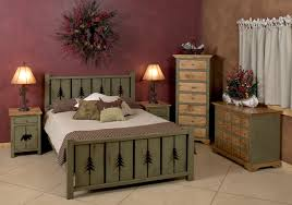 Rustic Furniture Bedroom Shutter Bed Rustic Furniture Mall By Timber Creek