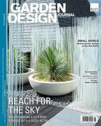 Garden Design Journal UK Magazine Subscription Custom Garden Design Journal
