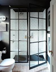 stylish big glass shower best 25 bathroom shower enclosures ideas only on