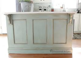 Exellent Kitchen Island Panels Example Picture Of Back Panel B