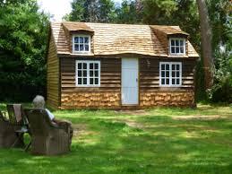 office in the garden. Self Build Garden Cabin Office In The