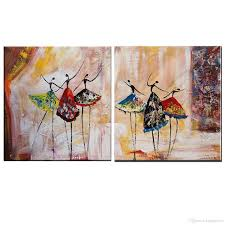2018 abstract people oil paintings dancing girl canvas art handpainted nice women oil painting artist acrylic painting from kg2016 48 25 dhgate com