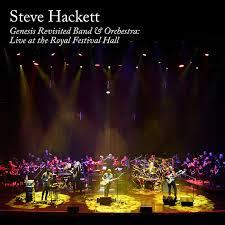 <b>Steve Hackett</b>: Genesis Revisited Band & Orchestra Live - album ...