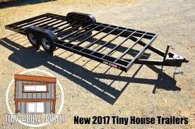 custom tiny house trailer. Tiny House Trailer Frame Smart Ideas 11 Trailers Order A Custom