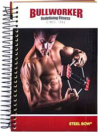 Iso7x Workout Chart Pdf Bullworker Steel Bow Spiral Bound Instructional Manual With 90 Day Fitness Routine And Planner